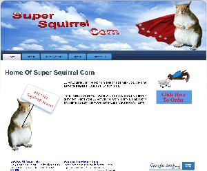 Super Squirrel Corn